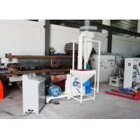 China Steel Blade 75kw Plastic Scrap Grinder Turbo 800 Voltage Protection High Speed wholesale