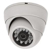 China CCTV indoor Dome Camera with night vision, SONY/ SHARP CCD Sensor wholesale