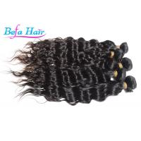 China Tangle Free 100 Virgin Peruvian Human Hair Extensions Ombre Human Hair Weave wholesale