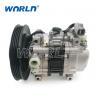 China TV12C Automotive AC Compressor For COROLLA AE101 / 102 / 112R / 7A-FE / 1800 1.6 442500-2632 wholesale