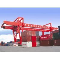 China 45ton Capacity Double Girder Rail Mounted Container gantry Crane wholesale