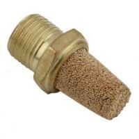 China high filtration precision  Noise Filter Air Pneumatic Brass Muffler wholesale