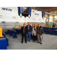 CNC Press Brake Machine 1000 Ton 6 M Bending Press Machine CE and CQC