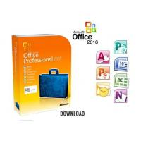 China DVD Microsoft Office 2010 Pro / Ms Office 2010 Professional Plus Activator wholesale
