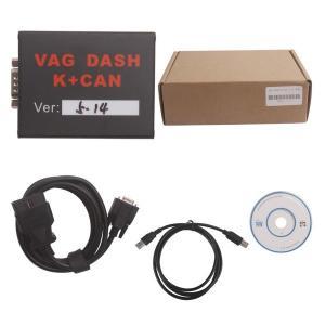 Quality VAG Dash CAN V5.14 for VW / SEAT / SKODA , Professional VAG Diagnostic Tool for sale