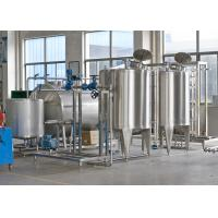 China SUS 304 Pure Water Treatment Equipments For Drinking Mineral Water Production wholesale
