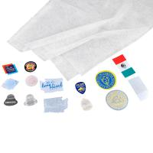 China Breathable Hot Melt Glue Sheets 35g Ethylene - Vinyl Acetate Copolymer 100m Length wholesale