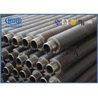 China High Efficient Boiler Fin Tube , Carbon Steel Heat Exchanger Tubes Compact Structure wholesale