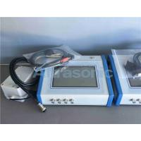 China Precise Testing Ultrasonic Horn Analyzer For Piezo Crystal And Acoustic Sets wholesale
