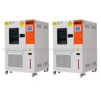China SUS 304 SS Climate Control Chamber , Environmental Growth Chambers XB-OTS-800 wholesale