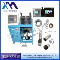 China Mercedes W164 W220 W221 W251 Hydraulic Hose Crimping Machine For Air Spring Air Suspension wholesale