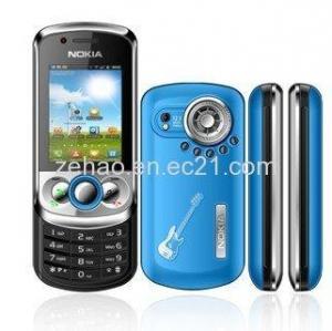 China Q200 Slide TV Mobile Phone Dual SIM Cards, GSM Phone wholesale
