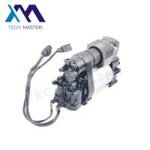 Buy cheap Audi Q7 Touareg Air Suspension Pump , Air Spring Compressor 7P0698007A from wholesalers
