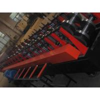 China C Z Interchangeable Purlin Roll Forming Machine Automatic Change Size CZ Purlins Roll Forming Machine wholesale