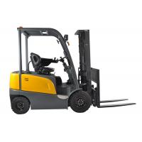 Buy cheap 2000kg Capacity Electric Powered Forklift Max Lift Height 3m With Side Shift from wholesalers