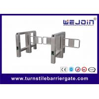 Buy cheap Anti-collision Automatic Turnstile Gates with Stainless Steel Housing and 900mm Arm product