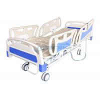 China YA-D5-7 Electric Multi-function Hospital ICU Bed With Central Locking Caster on sale