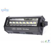 China LED 200W Strobe light / Dimmer strobe / Flash light / For DJs Disco / White wholesale
