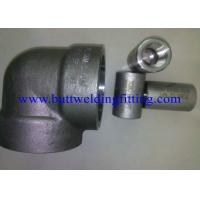 China ASTM B564 201 Stainless Steel Reducing Elbow Forged Steel Pipe Fittings wholesale