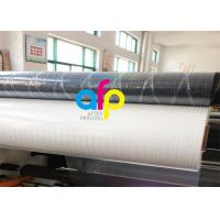 China Transparent Holographic Bopp Lamination Film 26micron Standard / Customized Pattern wholesale