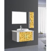 China Stainless Steel Bathroom Cabinet (F-3156) wholesale