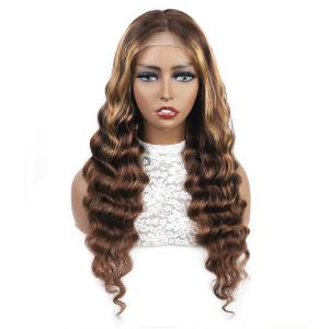 China Remy Human Hair Full Lace Wigs Human Full Lace Wigs With Baby Hair wholesale
