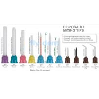 China Dental Mixing Tips Disposable Plastic Intra-Oral Tips Different Types wholesale