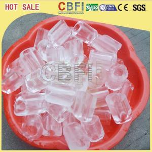 China Full Automatically Ice Tube Machine / Tube Ice Business To Freeze Drinks wholesale