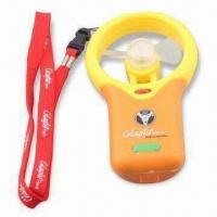 China Battery-operated Fan with Strap wholesale
