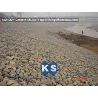 China Large Gabion Stone Cage Retaining Wall Guide Gabion Mattresses In Road Building wholesale