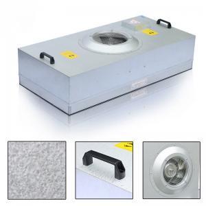 China 0.3 Micron FFU Fan Filter Unit on sale