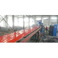China PP Plastic Sheet Extrusion Line for Food Stuff Package , PE Sheet for Building Machine wholesale