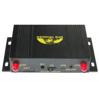 Quality GPS107A Professional Car Safety GPS Vehicle Tracker W/ Cut-off & Resume oil & for sale