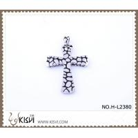 China 316 stainless steel pendant with cross  shape H-L2380 wholesale