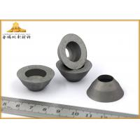 China Hard Metal Mechanical Tungsten Carbide Seat For Sealing Of Valves wholesale