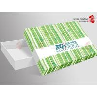 China Custom Home Textile Decorative Cardboard Boxes / Paper Boxes Packaging on sale