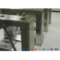 Quality Standard Access Control Tripod Turnstile Gate Electronic With ESD System for sale