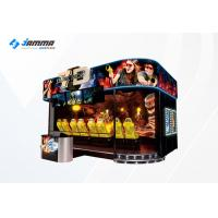 China Indoor 7D Cinema Simulator Theater Equipment Special Effects Motion Chairs wholesale
