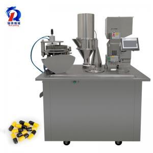 China Capsule Filling Machine Semi-automatic Capsule Filler Powder Tablet Pellet Machine wholesale
