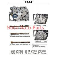 China Auto transmission TAAT sdenoid valve body good quality used original parts wholesale