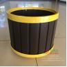 China WPC garden flowerpot OLDA-7012 round flowerpot Φ390 x 340mm wholesale