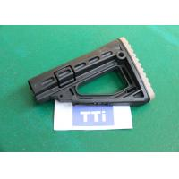 Single cavity High precision Plastic Injection Molded Parts Weapon / Gun Cover