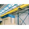 Buy cheap LD Electric Hoist Single Beam Overhead Crane , Warehouse Single Girder EOT Crane from wholesalers