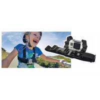China Durable  Black  Adjustable  Wearable Camera Mount  for Kids wholesale