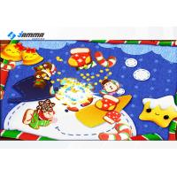 Quality Interactive Floor Projection Multiplayer 3D Projector System Dynamic Ground Size for sale