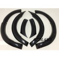 China Smooth Black ABS plastic 4x4 Wheel Arch Flares For Everest 2015 - 2016 wholesale