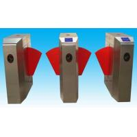 Quality Double Core Security Gate Barrier for Multi-lane Access Control for sale