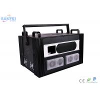 China 15W RGB Multi Color Animation Disco Laser Light / / Sound Active / DMX512 wholesale