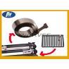 China Flat Steel Spiral Spring Variable Force Cigarette Shelf Pusher Springs For Dispenser wholesale
