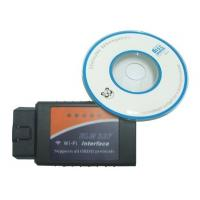 China WIFI ELM327 OBD2 Car Scan Tool Support for iPhone ipad iPod wholesale